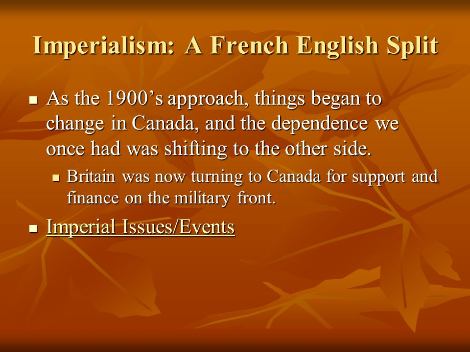 french language and new imperialism Spain grew rich on the new world plunder gathered up by a few hundred conquistadors early in the 16th century britain prospered during the 17th, 18th, and 19th centuries from its far flung empire the other european imperialists who came relatively early to the game — the portuguese, the dutch, the french and (to some extent) the belgians.
