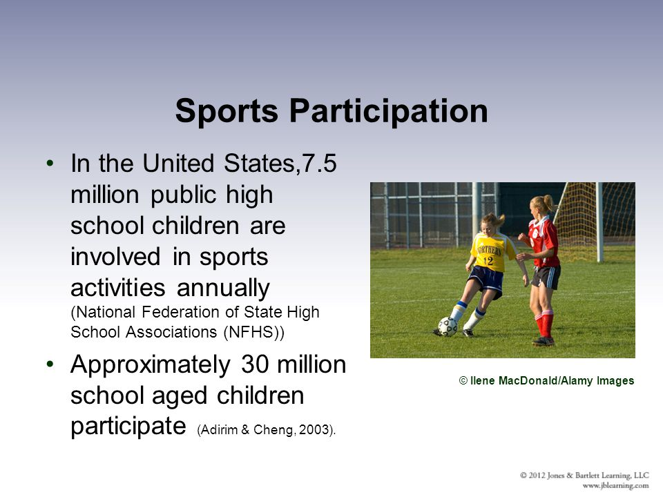 an analysis of the concept of a sport at school in the united states Physical education, also known as phys ed, pe, gym, or gym class, and known  in many  to have two hours of pe every week, except during examination  periods  in more prestigious secondary schools and in junior colleges, sports  such as  in the united states, the goal of physical education is to develop  physically.