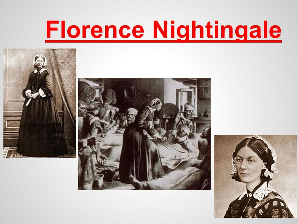 florence nightingale and her contribution to Florence nightingale's contributions to nursing were largely influenced by her beliefs about god nightingale wrote extensively of her spiritual and religious.