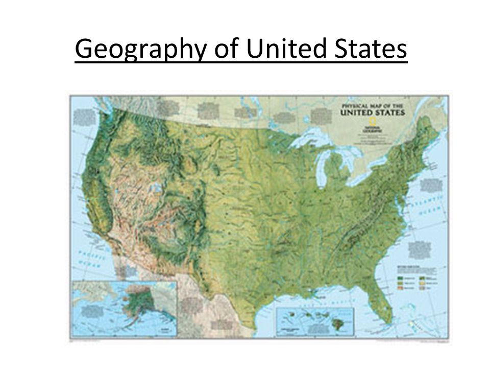 geography of the united states The term united states, when used in the geographical sense, means the continental united states, alaska, hawaii, puerto rico, guam, and the us virgin is.