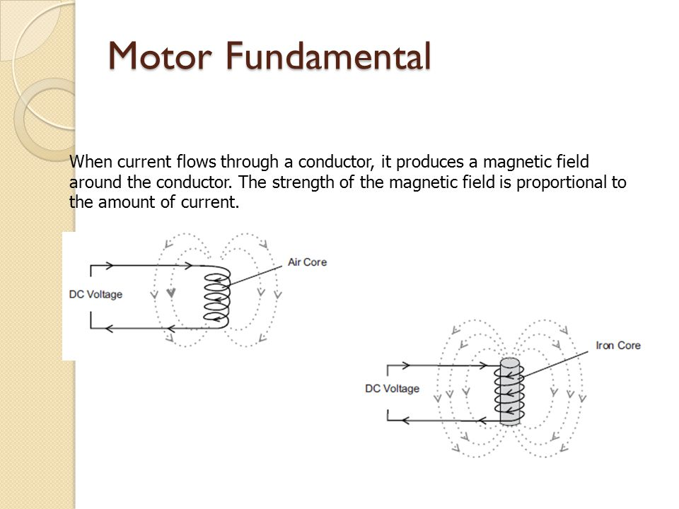 Motor Fundamental