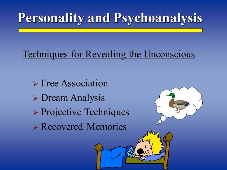 personality theory analysis A factor analysis of words used to describe personality traits must enable   consumers and their brands: developing relationship theory in.