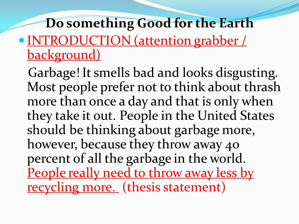 the good earth thesis Open document below is an essay on the good earth from anti essays, your source for research papers, essays, and term paper examples.