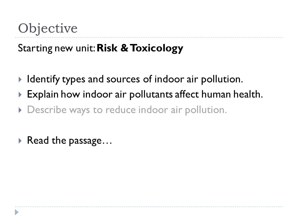 sources of indoor air pollution pdf