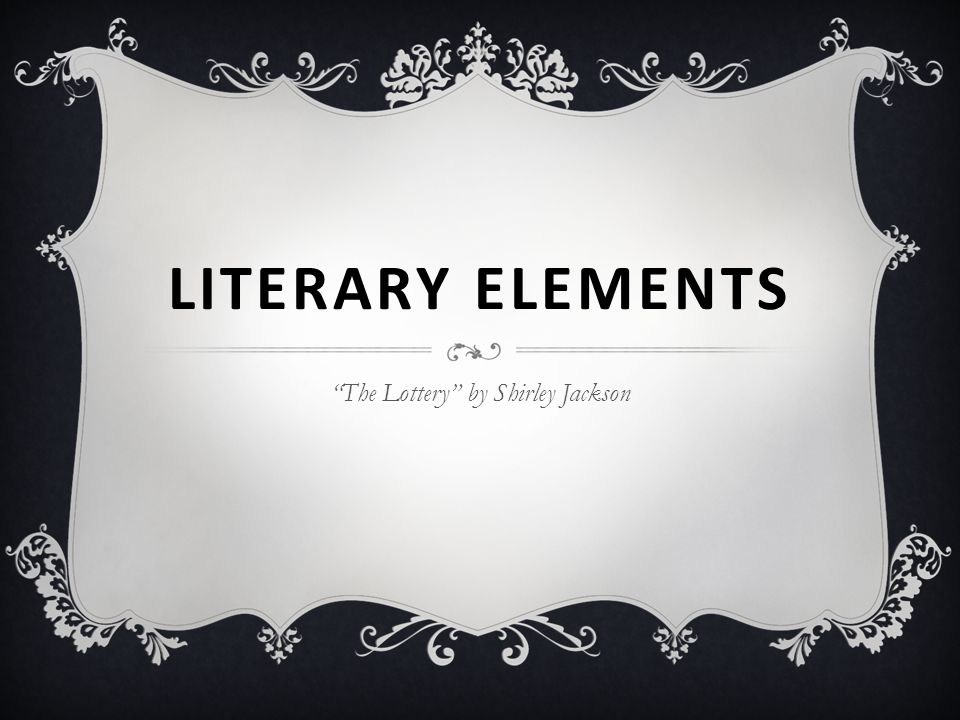 the theme of the lottery by shirley jackson