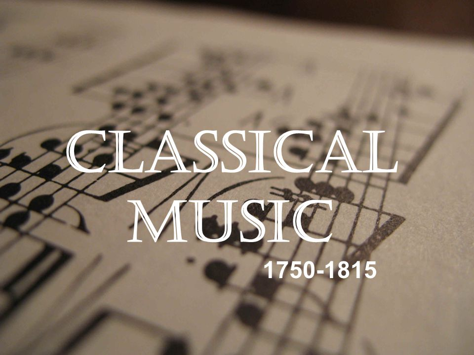 Classical Music - Western Michigan University