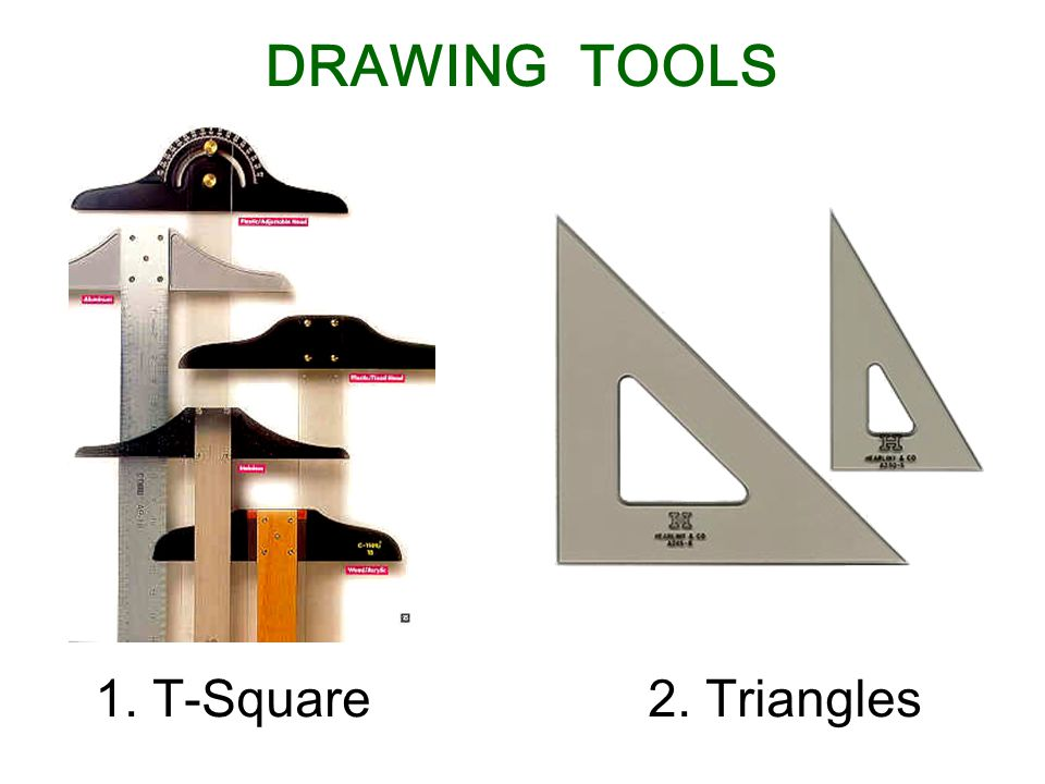 ImageSpace - T Square Drawing | gmispace com