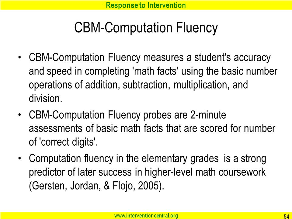 writing cbm The prompts for written expression cbm should be simple in story starters need students are given 30 seconds to think about their writing.