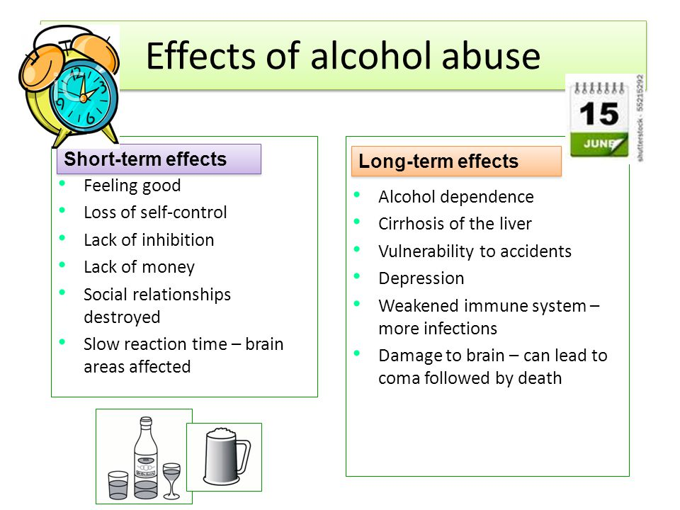 the consequences of alcohol abuse and dependence Clear communication by parents about the negative effects of alcohol abuse principles of drug addiction teen alcohol problems post alcohol and teens.