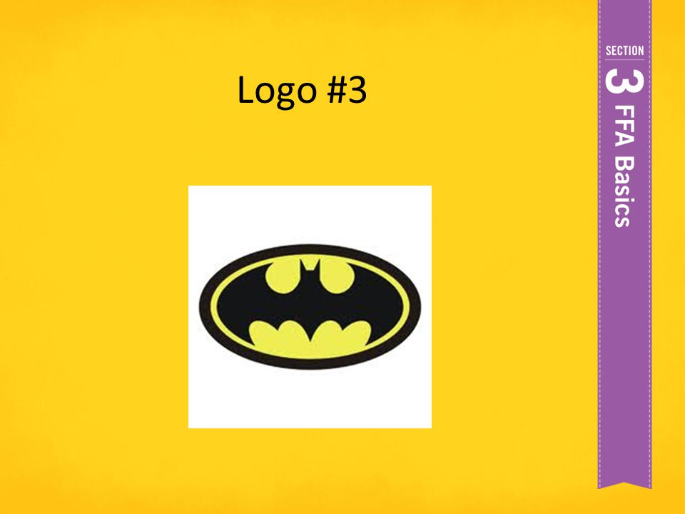 Logo #3 Batman