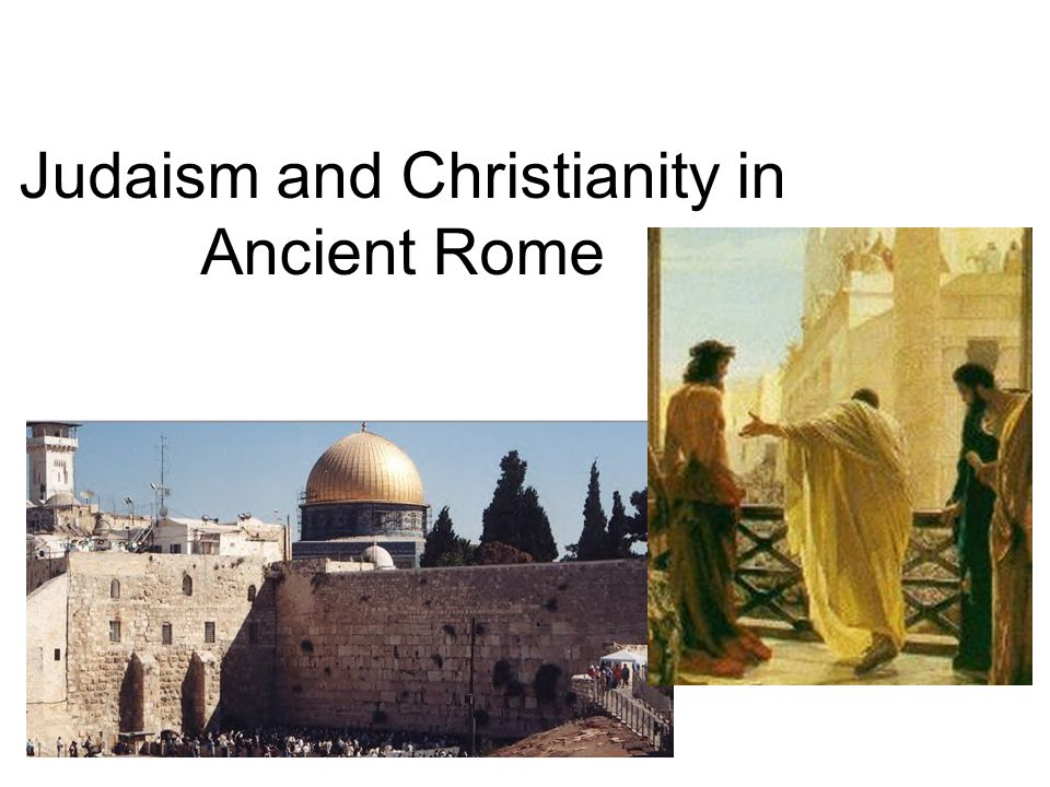 christianity in ancient rome Religion in ancient rome includes the ancestral ethnic religion of the city of rome that the romans this was the context for rome's conflict with christianity.