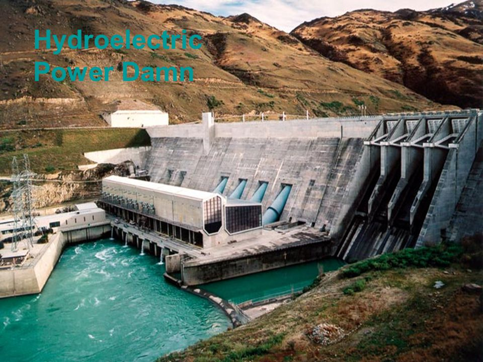 Hydroelectric Power Damn