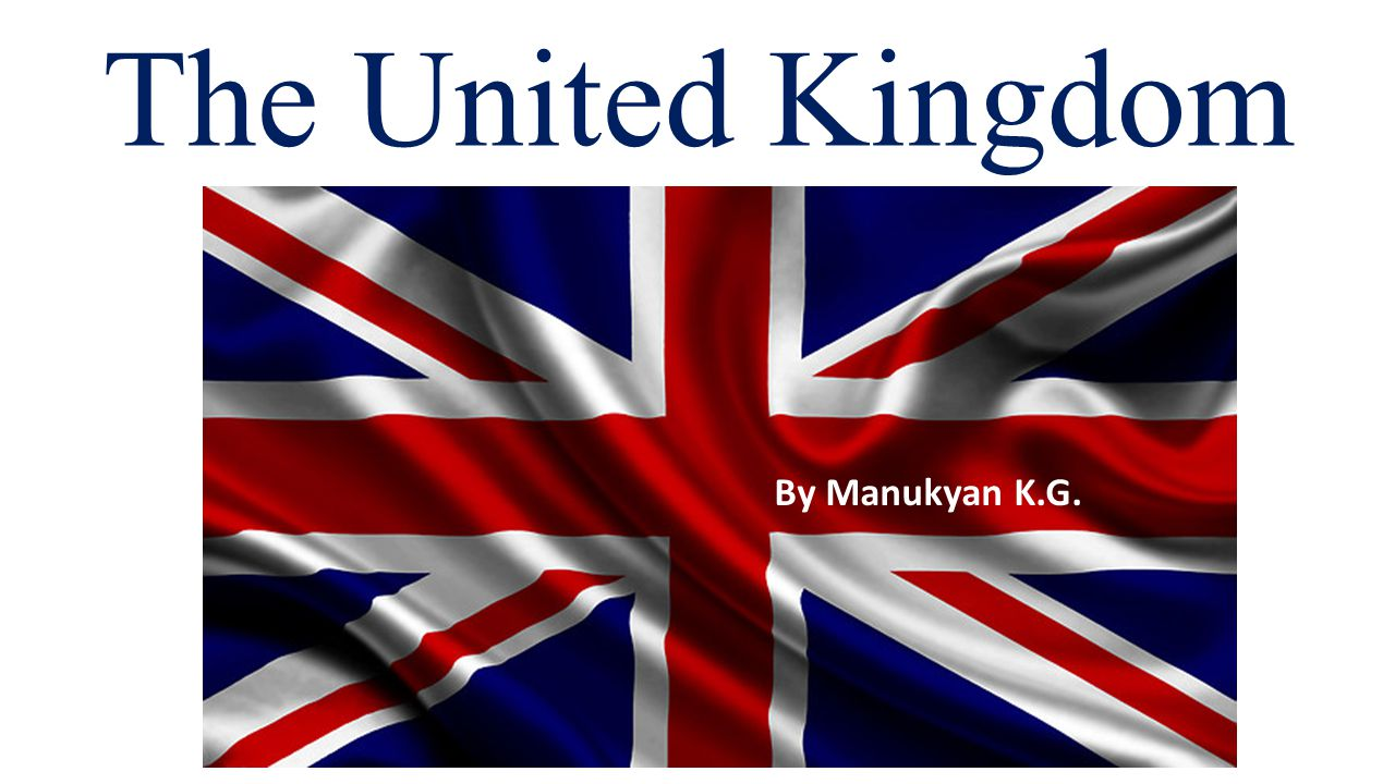 The United Kingdom By Manukyan K.G.