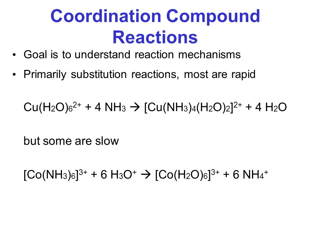 coordination compound Get revision notes on coordination compounds, nomenclature, isomerism &  crystal field theory & valence bond theory by askiitians click to download.