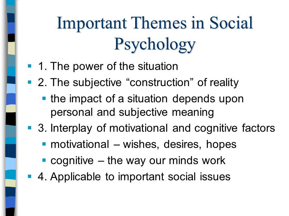 power relations in social psychology The epistemological ground of social research developed, in part, as a legitimated form of knowledge about the universality of the western individual - produced by, and for those in power.