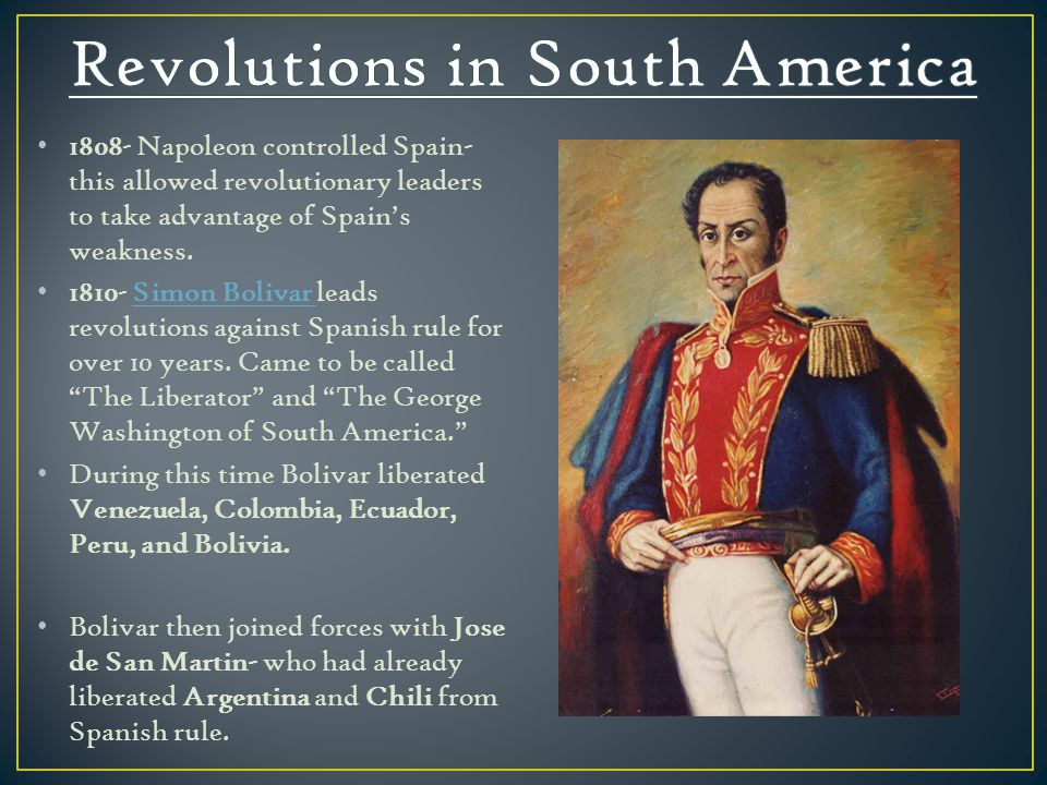 Latin American Independence Movements - ppt video online ...