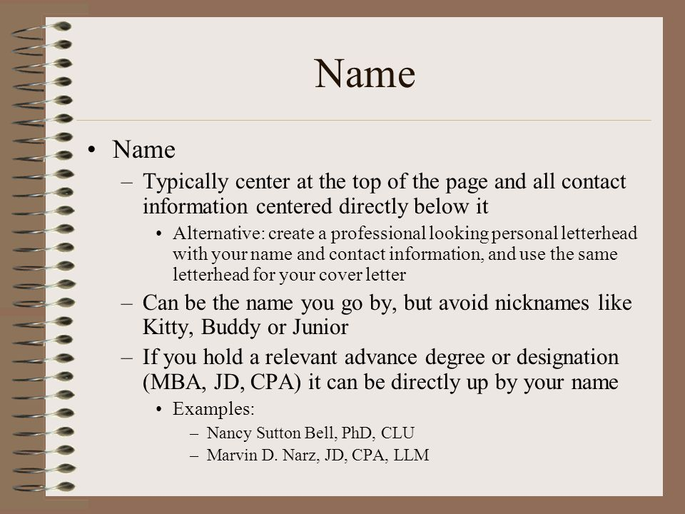 Do You Include Your Cpa License Number On Your Resume