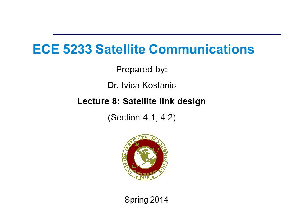 which electromagnetic radiation is used for satellite communication