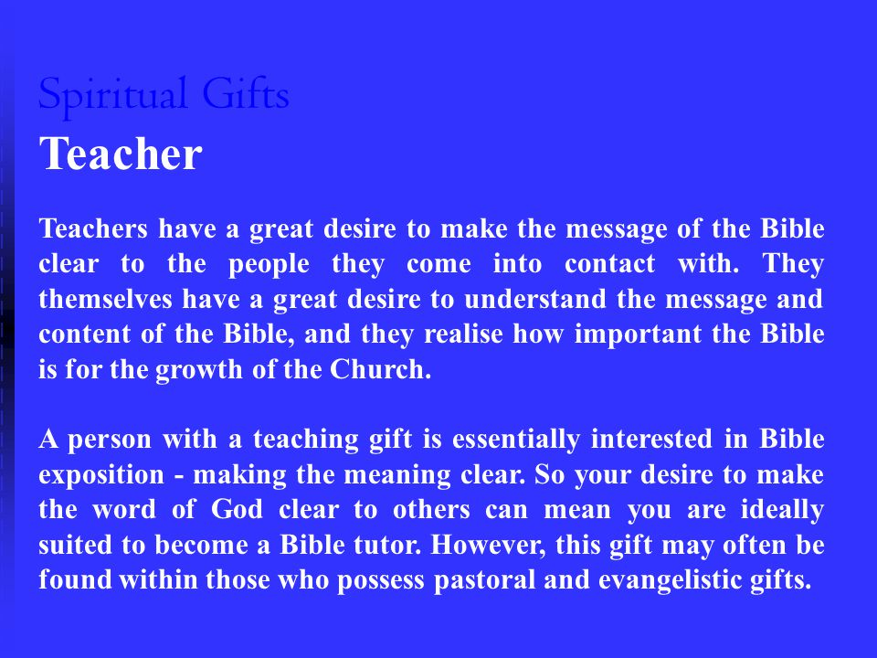 Spiritual Gifts Meaning Gift Ftempo