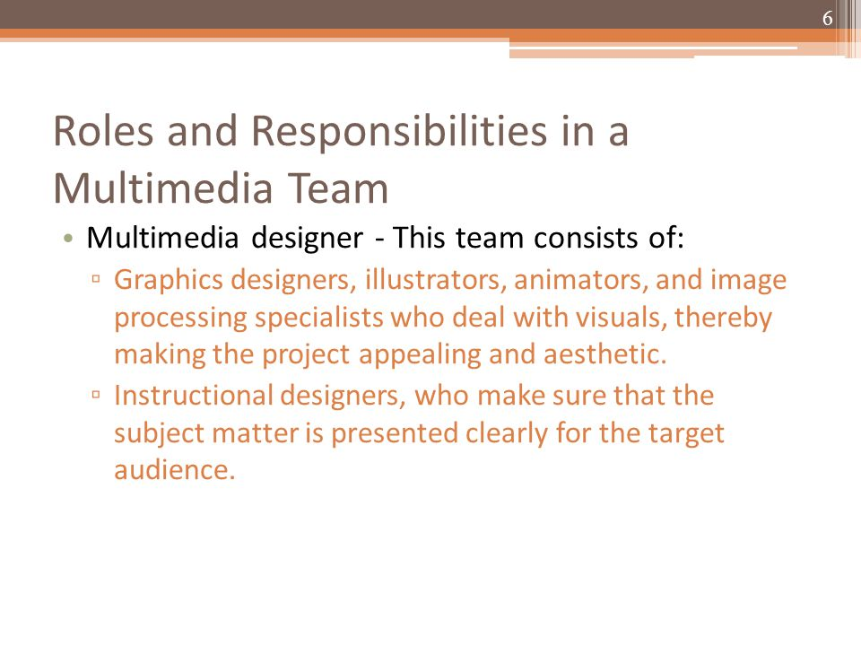Software Designer Roles And Responsibilities