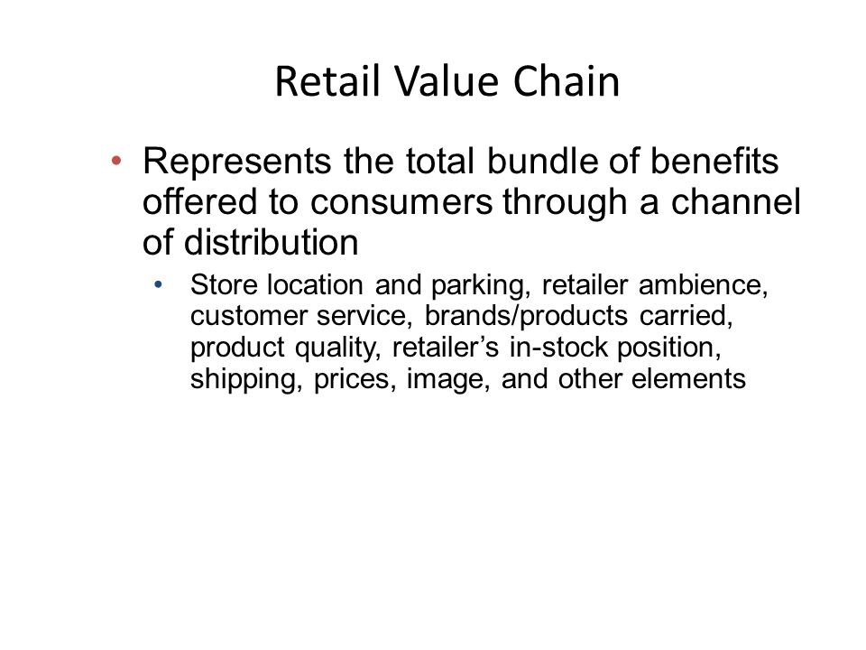 expected and augmented value chain elements What are the expected and augmented value chain elements for each of these retailers a home depot b ikea c local fruit-and-vegetable store.