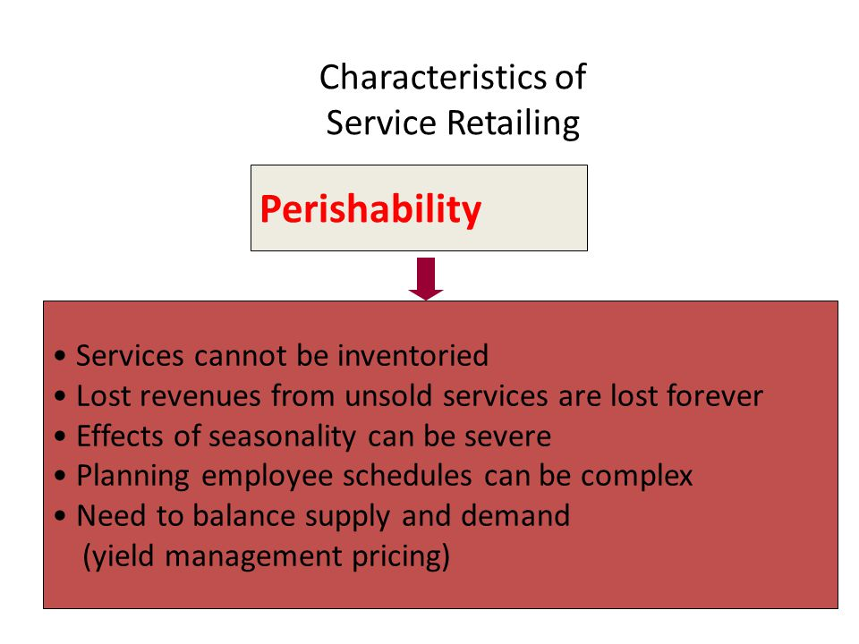 retail services characteristics Regardless of the job you want in retail—whether it be tech, design, or sales— retail hiring managers are looking for a particular set of transferable skills and.