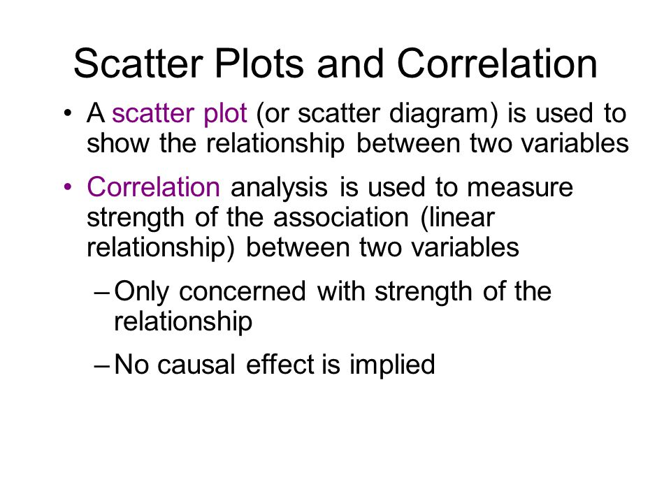 what is a causal relationship between two variables