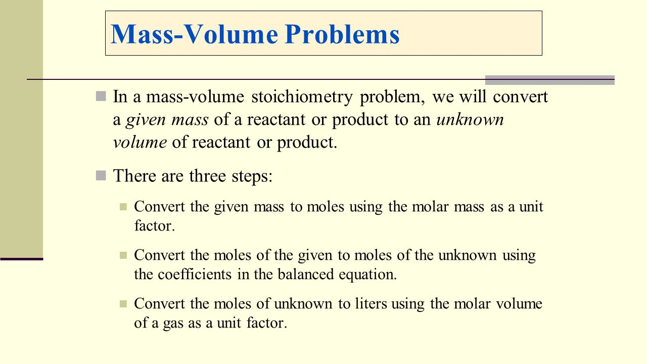 Massvolume Problems How To Find Derivation Of Gas Constants Using Molar  Volume