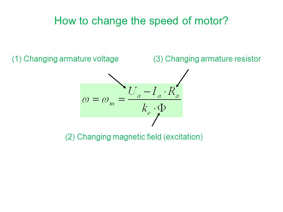 direct current dc motors ppt video online download
