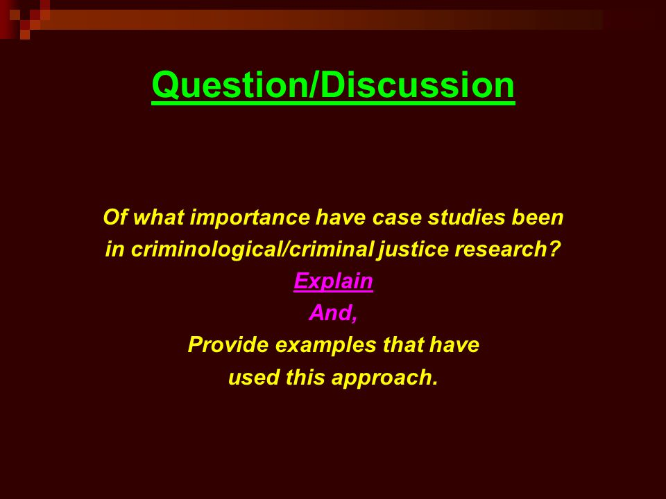 chapter seven participant observation and case studies