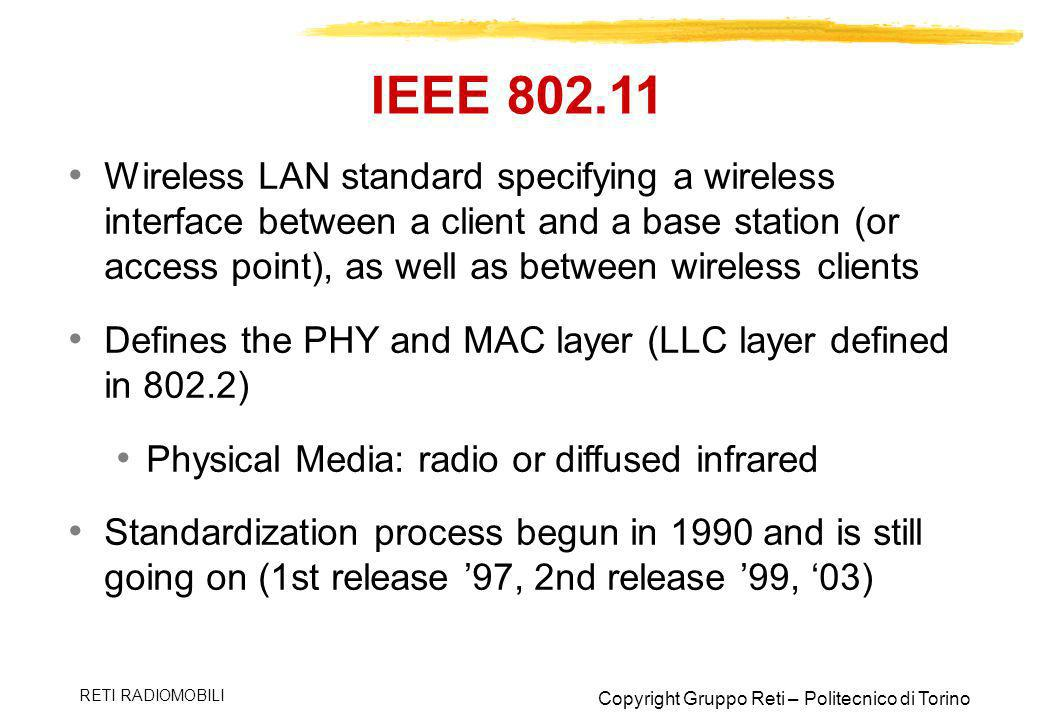 Wireless local area networks wlans ppt download for Ieee definition