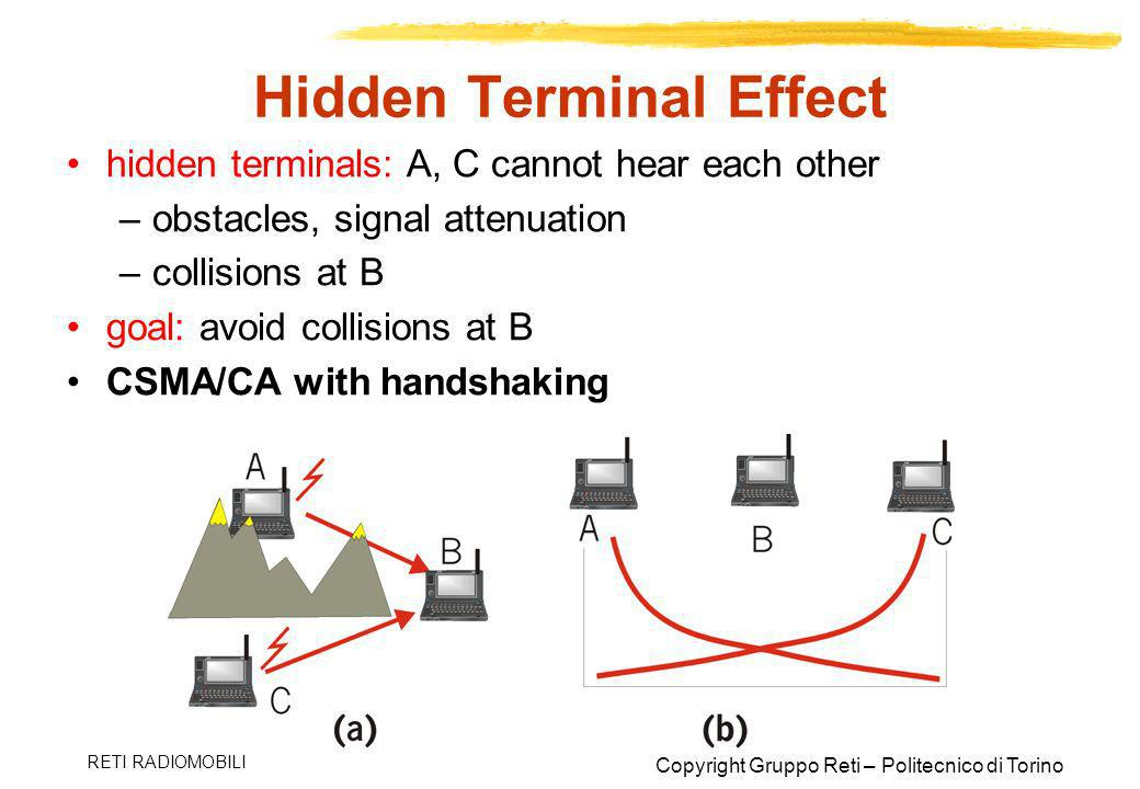 Hidden Terminal Effect