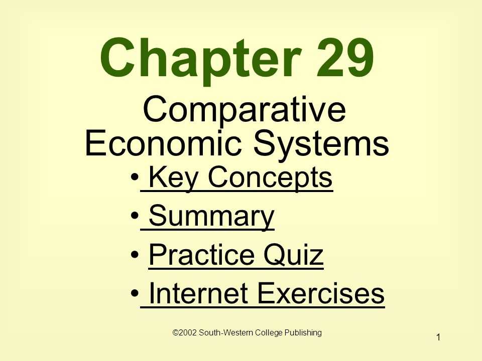 comparative economic systems Comparative economic systems econ 551 professor mieke meurs fall 2008 in this course, we will develop an understanding of some of the political and economic.