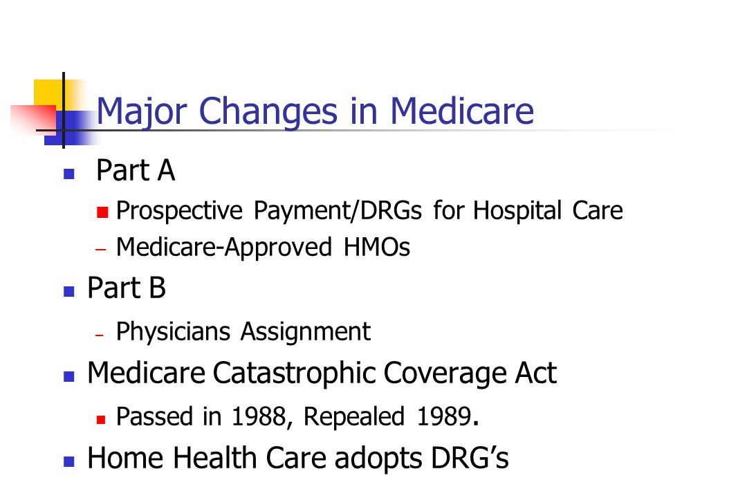 medicare assignment Medicare is a federal government program that pays for the health care costs of us citizens that are above the age of 65 years and the disabled the federal.