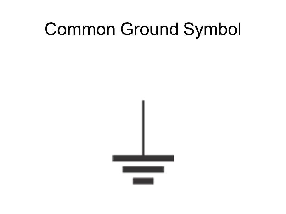 Wiring Diagram Earth Symbol : Earth connection diagram images how to guide and refrence