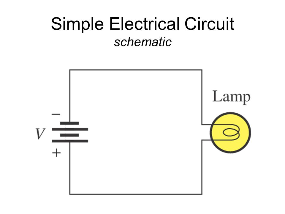 Simple Electrical Circuit Rocks Wiring Diagrams