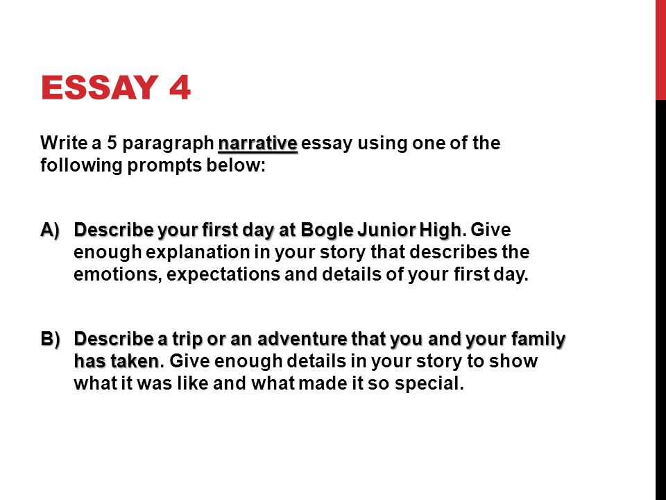 Write a paragraph about your family members