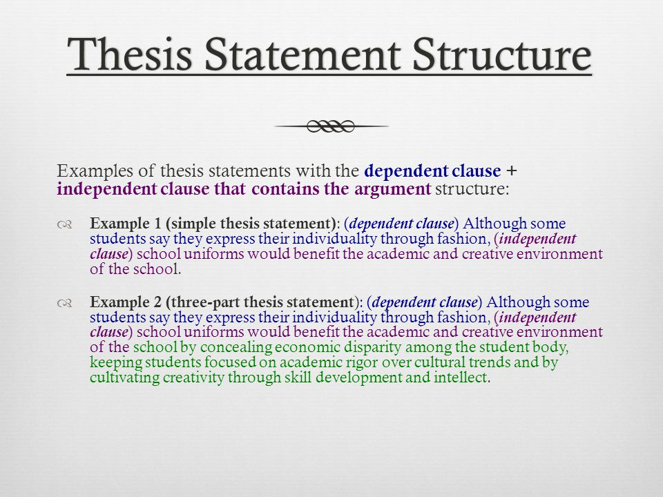 thesis paragraph formula Avoid burying a great thesis statement in the middle of a paragraph or late in the paper be as clear avoid, avoid, avoid generic arguments and formula statements.