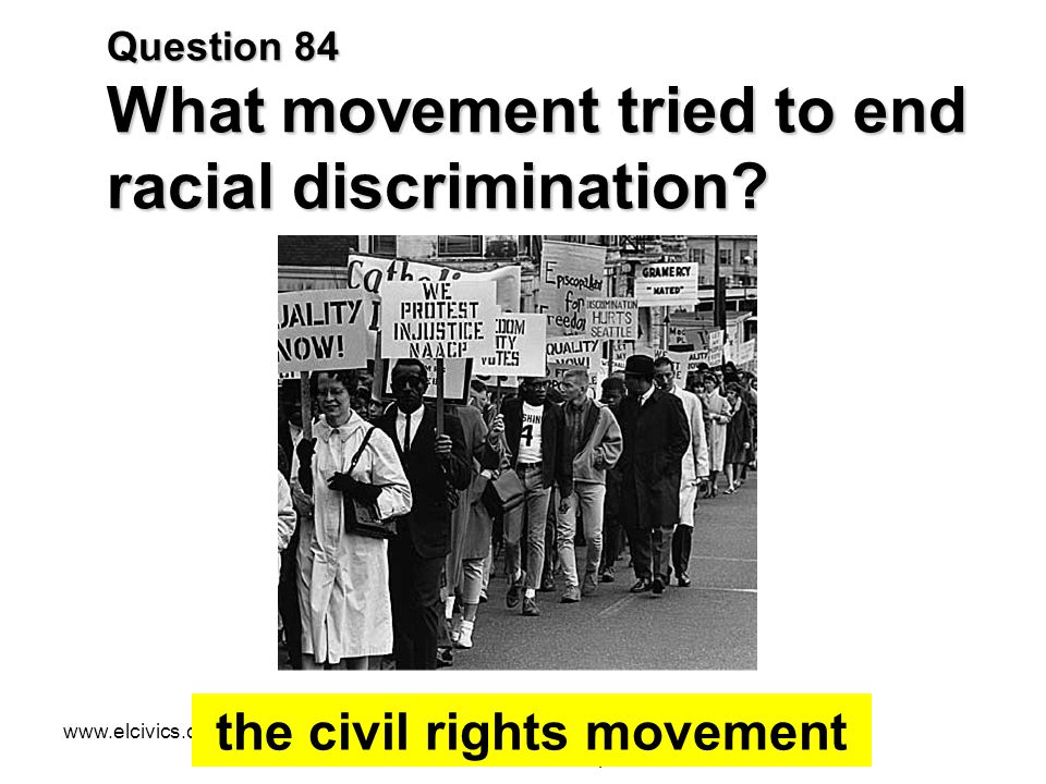 conclusion of civil rights movement The civil rights movement was an era dedicated to activism for equal rights and treatment of african americans in the united states during this period, people.