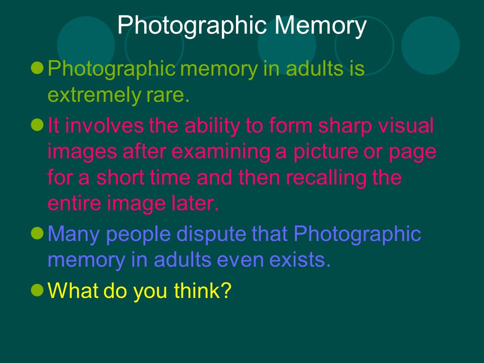 Memory and Thought. - ppt video online download  Memory and Thou...