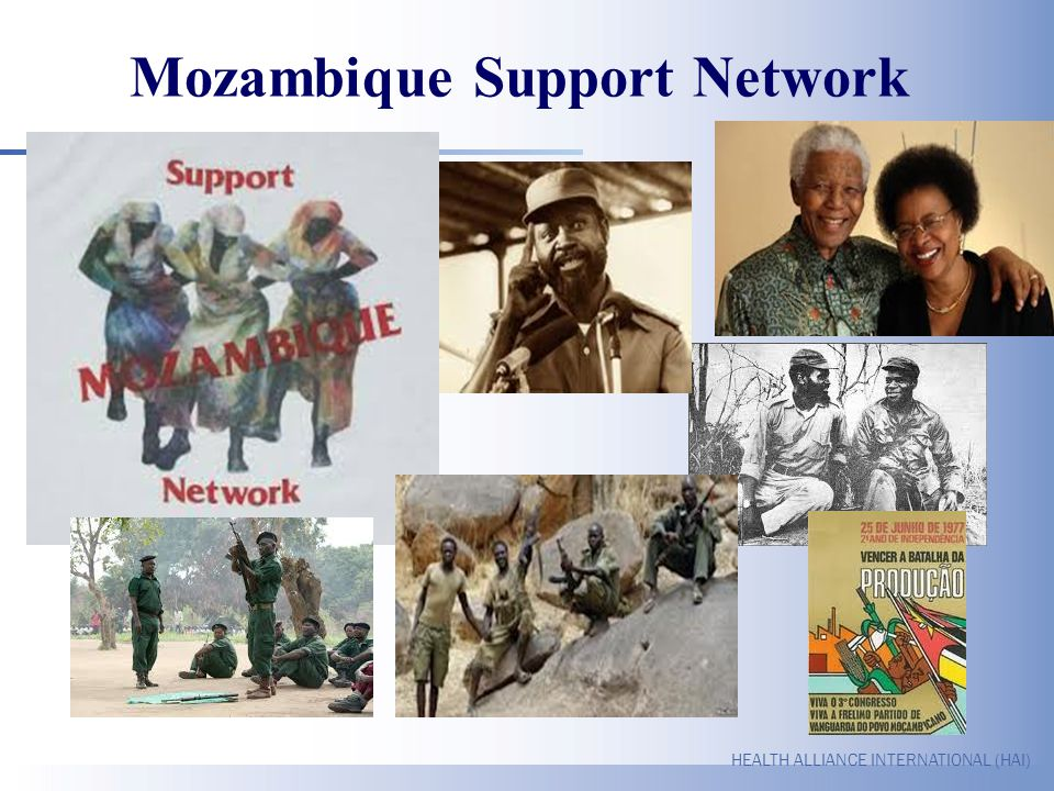 Mozambique Support Network