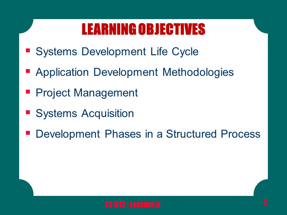 Project objectives of pos inventory system