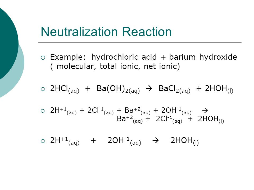 Chapter 14 Acids And Bases Ppt Download