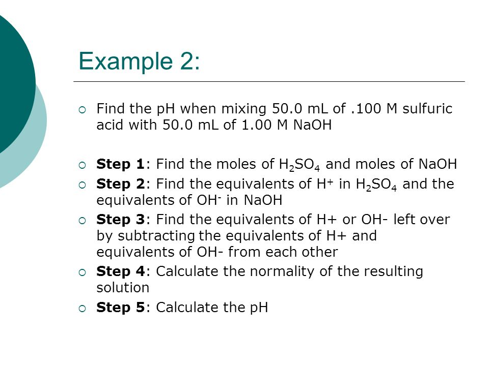 Chapter 14 Acids and Bases. - ppt download