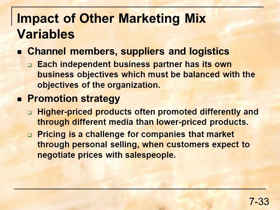 impact of marketing strategy pdf