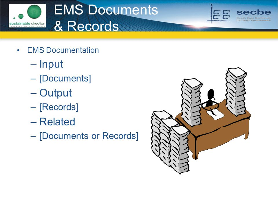EMS Documents & Records