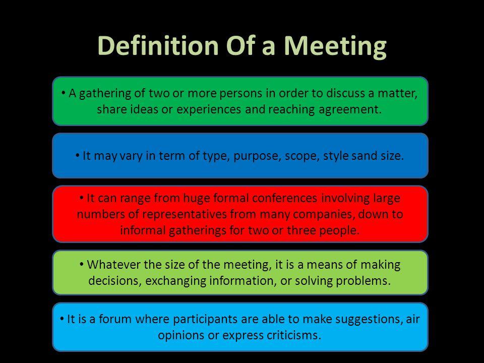 define group communication