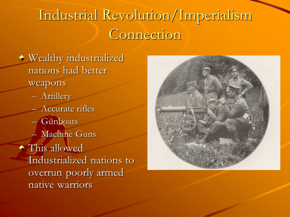 imperialism and revolutions The cuban revolution of 1959 can be seen as tile outgrowth of cuban  on imperialism, baian and sweezy note that in i t s policy  to rmke a world safe for.