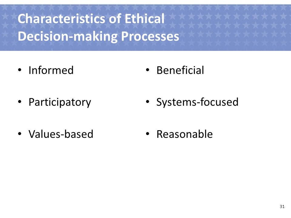ethical processes Because virtue ethics is concerned with the entirety of a person's life, it takes the process of education and training seriously, and emphasizes the importance of role models to our understanding of how to engage in ethical deliberation.