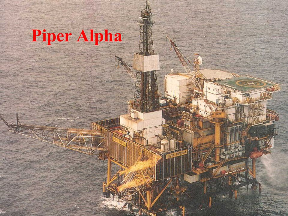 piper alpha disaster case study The piper alpha oil rig disaster  the study has finally led to the disbanding of the  commitment-process-safety/process-safety-culture/piper-alpha-case.